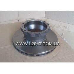 Тормозной диск MAN L2000 81508030022 (D330 мм). MEGA