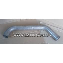 """Выхлопная труба MAN L2000, LE концевая 81152040227 (Для """"Англичанина""""). DINEX"""