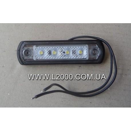 Верхний габаритный фонарь на кабине MAN L2000, LE (светодиодный).