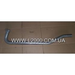 Приемная выхлопная труба MAN L2000 (65 мм). DINEX