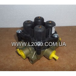 4-х контурний захисний клапан MAN AE4609 (81521516095).  MAY