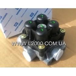 4-х контурний захисний клапан MAN AE4609 (81521516095).  KNORR