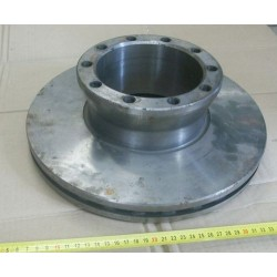 Передний тормозной диск MAN L2000, LE (после 1997 года) . MEGA