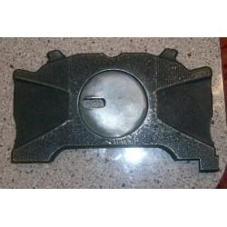 Прижимная пластина тормозных колодок MAN L2000, LE правая.