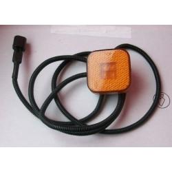 Габарит боковой MAN светодиодный с кабелем.