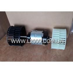Мотор вентилятора печки MAN L2000, LE 81619300042 с лопастями. THERMOTEC