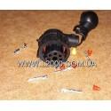 Вилка электрическая заднего фонаря MAN (под фишку 27 мм, 7 контактов)