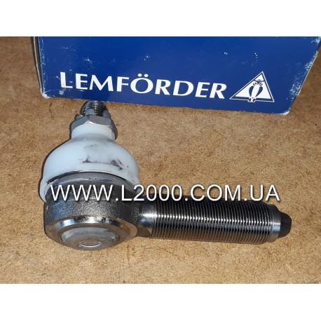 Наконечник рулевой тяги MAN L2000, LE (M24/M16, правая резьба). LEMFERDER