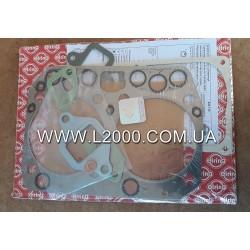 Комплект прокладок головки блоку MAN L2000, LE. ELRING
