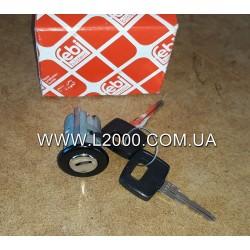 Сердцевина замка зажигания MAN 81971006034 (2 ключа). FEBI