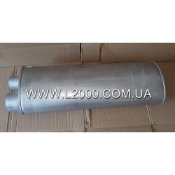 Глушитель выхлопной системы MAN L2000 81151010352 (на 6-цилиндровый двигатель). HOBI