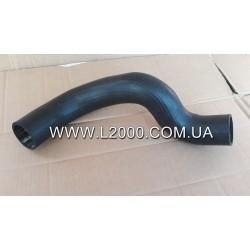 Патрубок радиатора MAN L2000 нижний 81963010622. DT