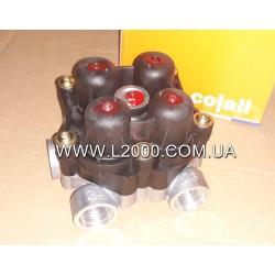 4-х контурний захисний клапан MAN AE4609 (81521516095). COJALI