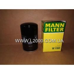 Масляный фильтр MAN L2000, LE. MANN FILTER