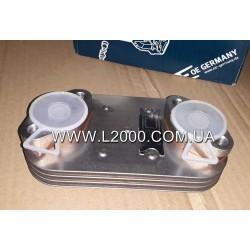 Радиатор охлаждения масла MAN L2000, LE. OE GERMANY