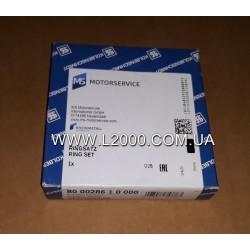 Кольца поршневые компрессора MAN L2000, LE 75.0 (2/2/4). KOLBENSCHMIDT