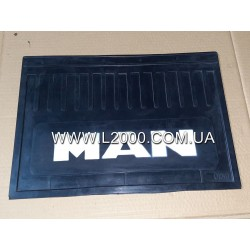 Бризговик гумовий MAN (500x370).