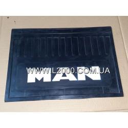 Брызговик резиновий MAN (500x370).