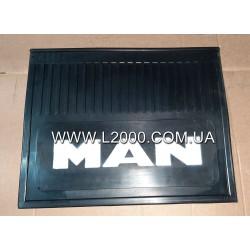 Брызговик резиновий MAN (450x370).