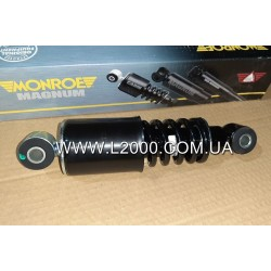 Амортизатор кабины MAN L2000 задний (с пружиной) 85417226001. MONROE