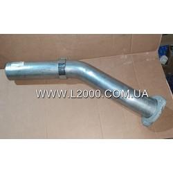 Приемная выхлопная труба MAN TGL 81152046096. DINEX