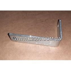 Кронштейн крепления выхлопной трубы MAN L2000, LE 81155010834. DINEX
