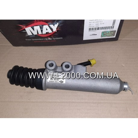 Главный цилиндр сцепления MAN L2000, LE 81307156140 (Новый тип). MAY
