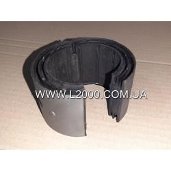 Втулка заднего стабилизатора MAN L2000, LE 81437040077 (50x75x50). SEM