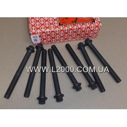 Комплект болтов головки блока MAN L2000, LE (8 шт). ELRING