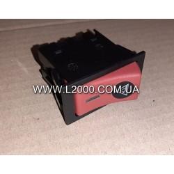Кнопка включения сигналов аварийной остановки MAN 81255056291. Китай