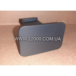 Заглушка бампера MAN L2000, LE 85416850004 (84x56, на высокий бампер). Оригинал