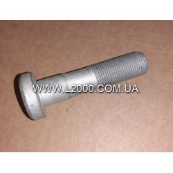 Шпилька задней ступицы MAN L2000 81455010118 (барабанные тормоза, колеса 17,5).