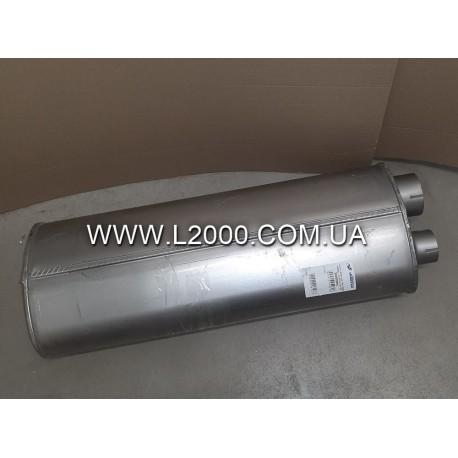 Глушитель MAN L2000, LE (на 4-цилиндровый двигатель). VANSTAR