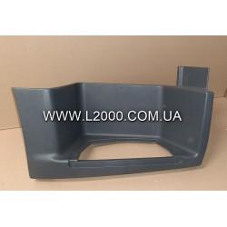 Нижняя пластиковая подножка MAN TGL, TGM 81615100570 правая. Китай