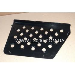 Металлическая накладка подножки MAN L2000, LE 85615105028 правая (на колеса 17,5).