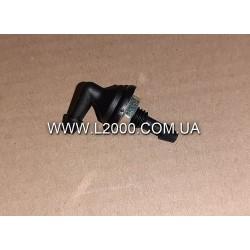 Штуцер колено системы стеклоомывателя MAN L2000, LE 81981106008. Оригинал