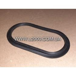 Уплотнительная резинка прямокутной заглушки бампера MAN TGL, TGM 81416850060.