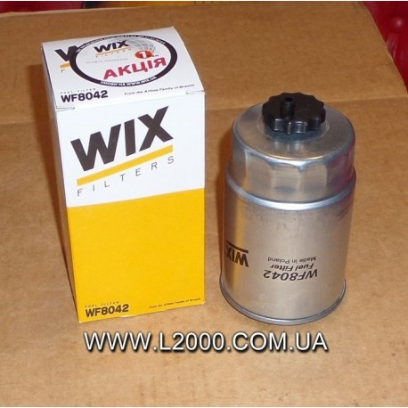 Топливный фильтр MAN WIX (Польша).