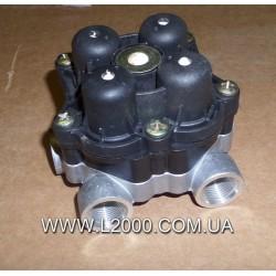 4-х контурный защитный клапан MAN AE4609 (81521516095). MAY