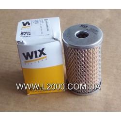 Фільтр гідропідсилювача MAN. WIX