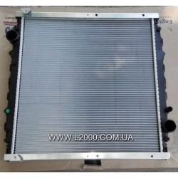 Радиатор водяной MAN L2000, LE. NISSENS