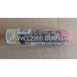 Распылитель форсунки MAN L2000 DLLA134P180. BOSCH
