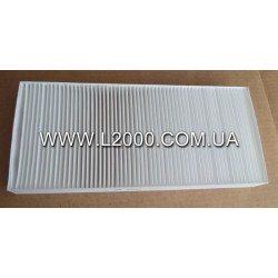 Фильтр салона MAN L2000