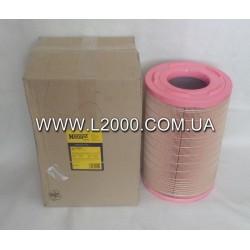 Воздушный фильтр MAN L2000 (c резиновым дном). HENGST